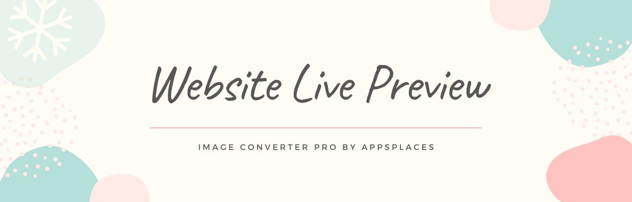 Image Converter Pro (Angular 10 & Firebase) Full Production Ready Application With Admin Panel - 2