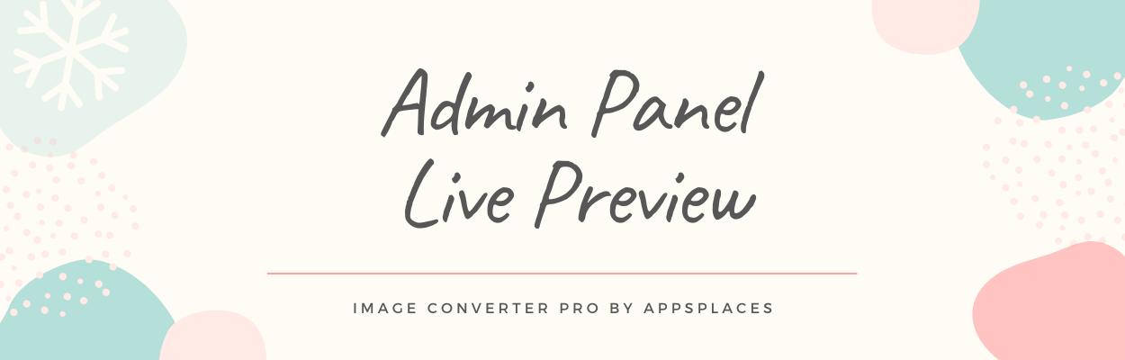 Image Converter Pro (Angular 10 & Firebase) Full Production Ready Application With Admin Panel - 3