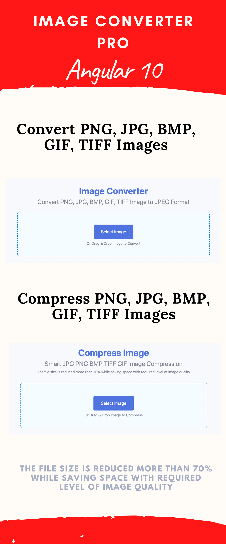 Image Converter Pro (Angular 10 & Firebase) Full Production Ready Application With Admin Panel - 7
