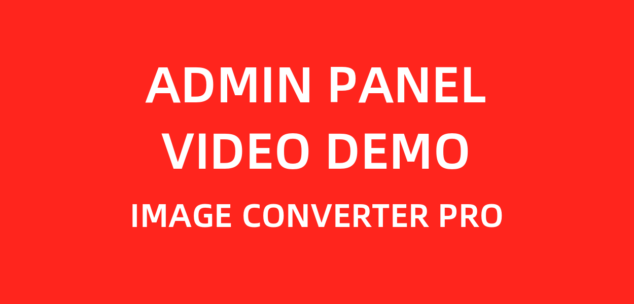 Image Converter Pro (Angular 10 & Firebase) Full Production Ready Application With Admin Panel - 4